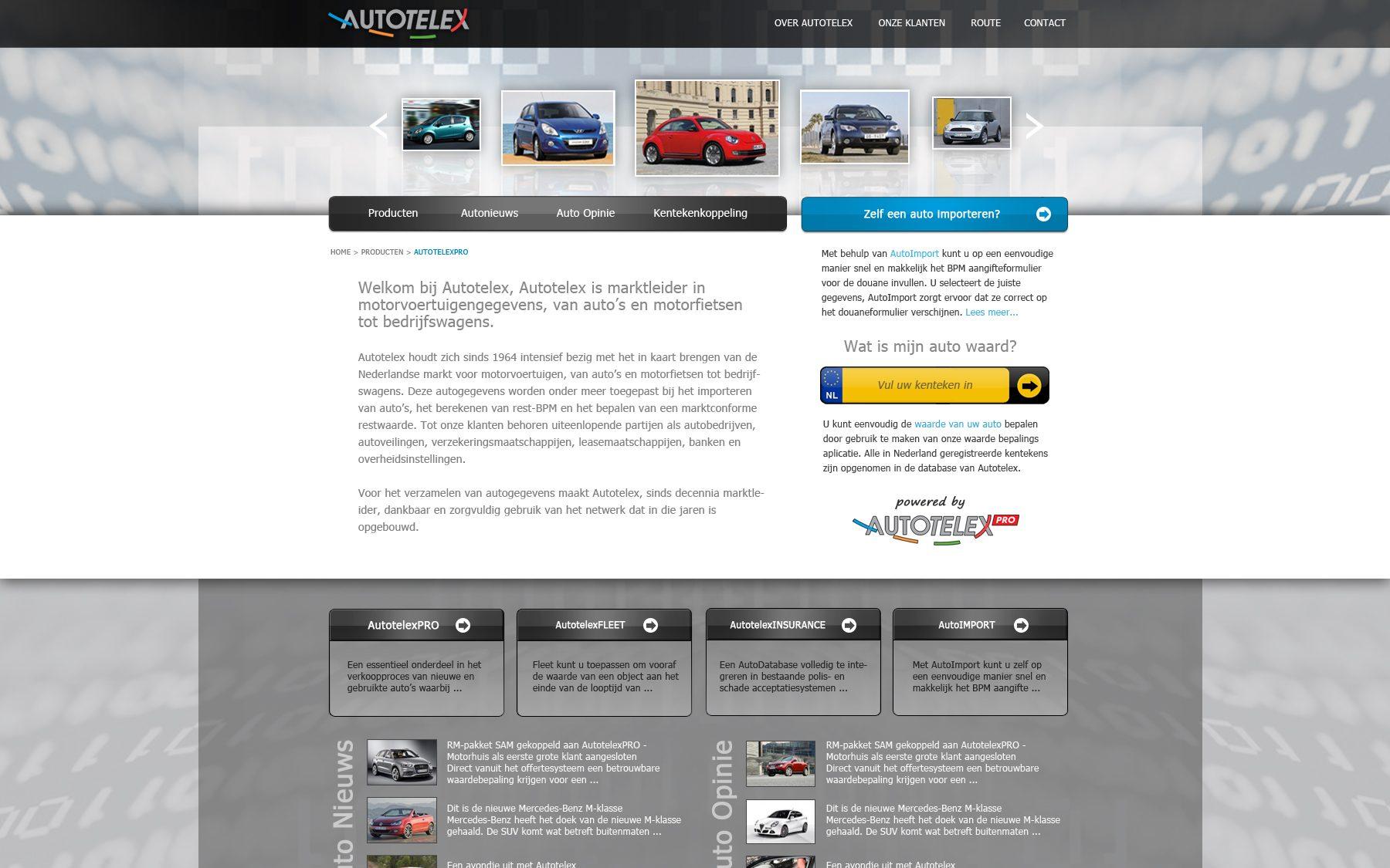 Autotelex Nl Tinstone